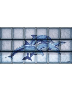 Blue Dolphins (18 Bloques)