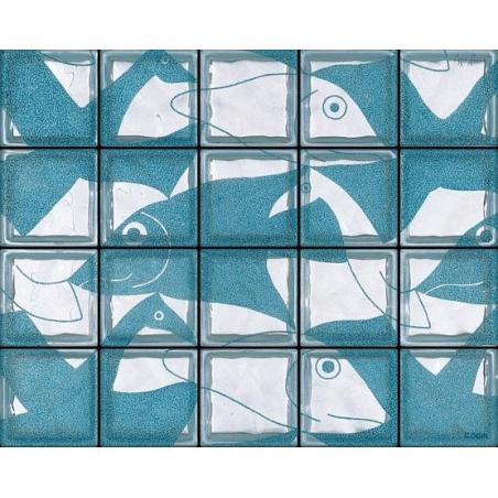 "Omaggio a Escher ""Cielo e Acqua"" (20 Bloques)"