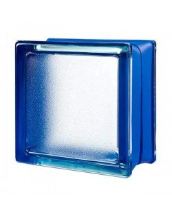 Pavés cuadrado mini satinado artic blueberry 14,6x14,6x8cm