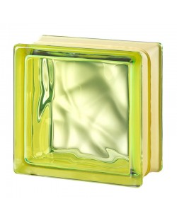 Pavés cuadrado mini inyectado very natural green 14,6x14,6x8cm