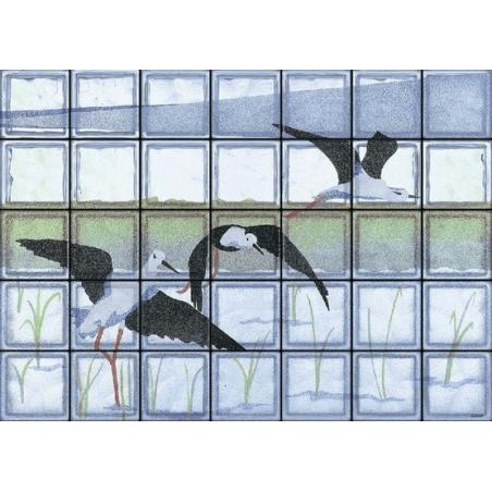 Volo di Uccelli de 35 Bloques